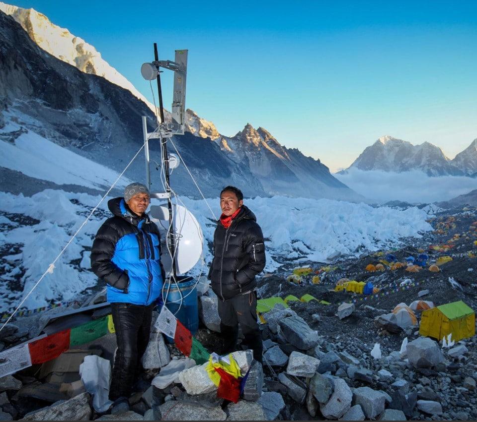 میکروتیک کوه اورست